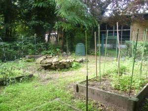 Unser Schulgarten (Willst du mehr darüber wissen? Dann scrolle nach unten)